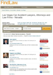 FindLaw Lawyer Directory